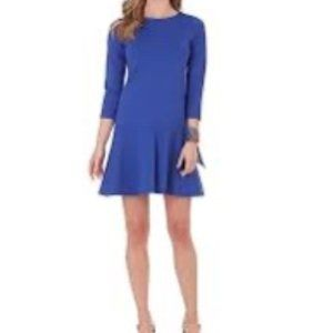 Jude Connally Lara Ponte Dress M EUC